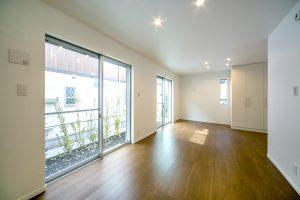 横浜山手の家・1号棟洋室