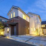 JR根岸線「山手駅」徒歩5分。家具付き新築分譲住宅【横浜】山手の家。